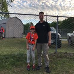 Logan and his Dad